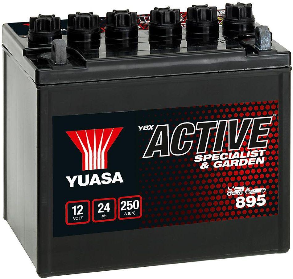 Autobaterie Yuasa Garden Machinery 12V, 26Ah, 250A, 895